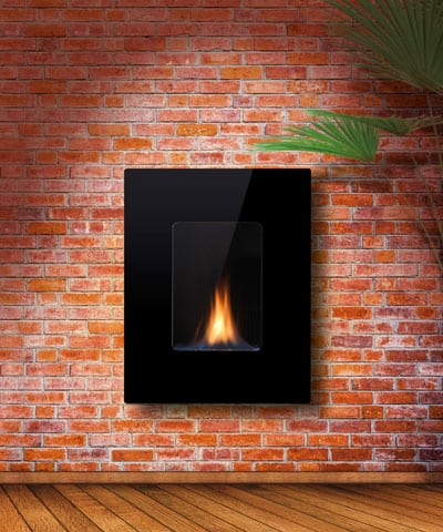 ESSE Flueless Wall Hung Gas Fire