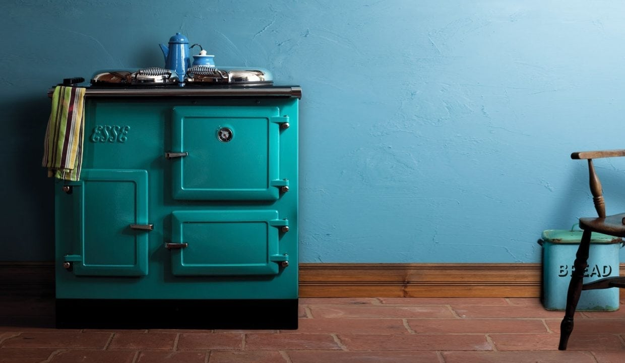 New Electric Cast Iron Range Cooker From Esse