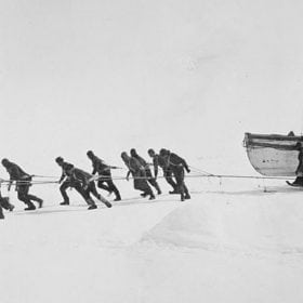 Shackleton Antarctic Expedition