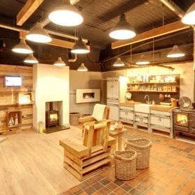 Hot Stuff Stoves Showroom