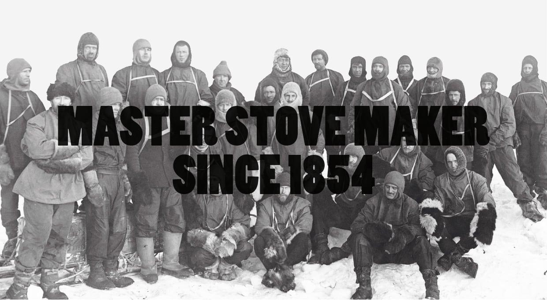 ESSE Shackleton Artic Expedition Team - Master Stove Maker