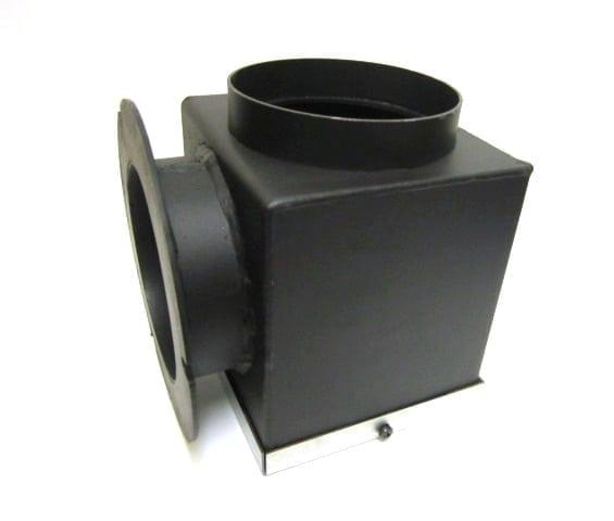 Rear Flue box