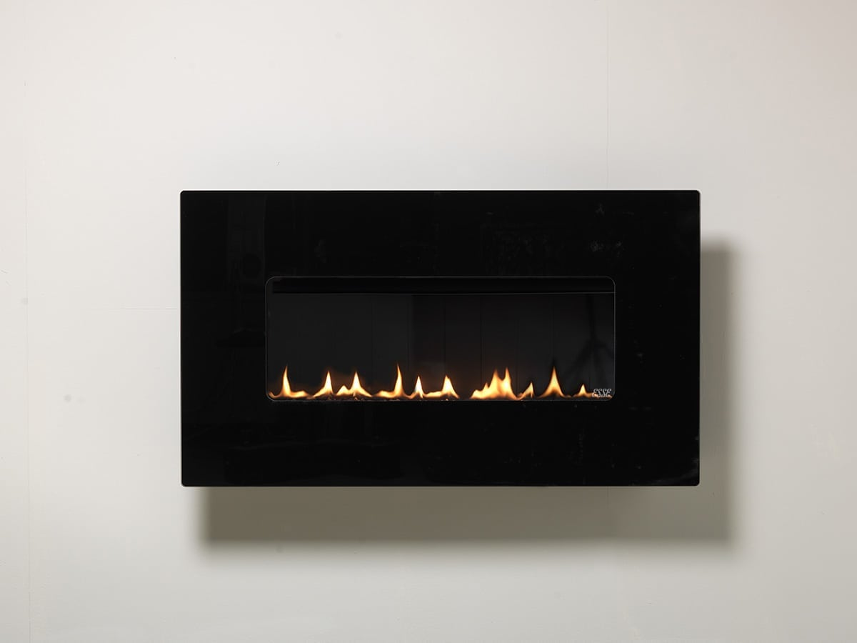 Esse Presents The 48 Landscape Wall Mounted Gas Fire