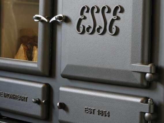 ESSE Ironheart Door Detail