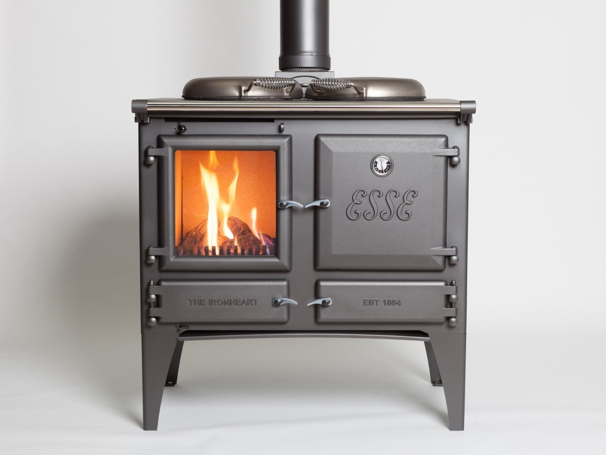 the esse gas ironheart is a stove and range cooker. Black Bedroom Furniture Sets. Home Design Ideas