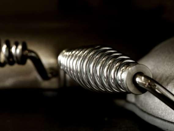 ESSE Ironheart Handles Detail