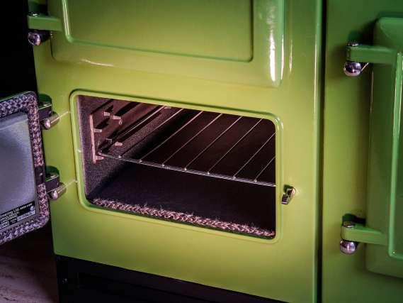 ESSE Plus 1 oven door