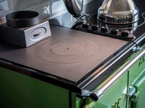 ESSE Plus 1 ring style hotplate