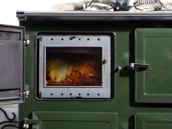 990 WN Green Firebox