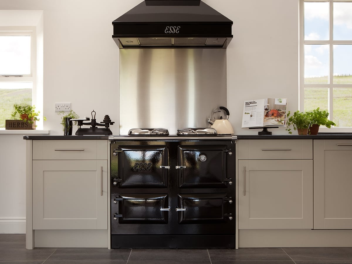 the esse 990 is a stunning induction range cooker rh esse com Electric Light Wiring Diagram Basic Electrical Wiring