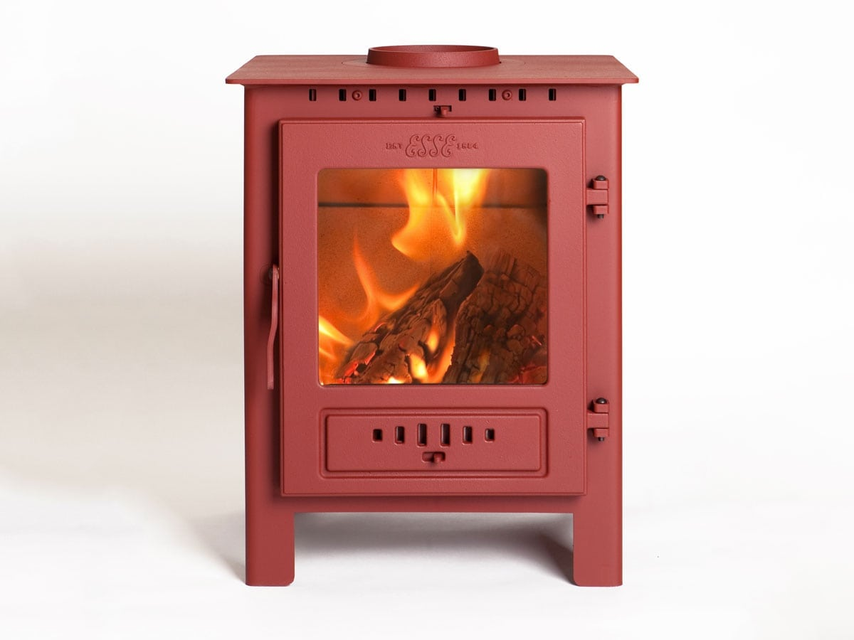 ESSE 1 stove in ruby