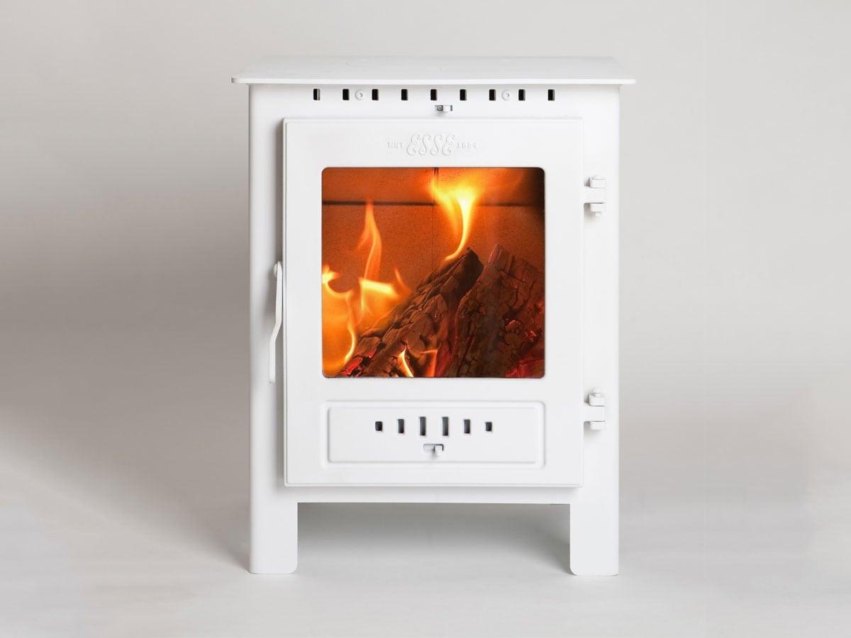 ESSE 1 stove in white