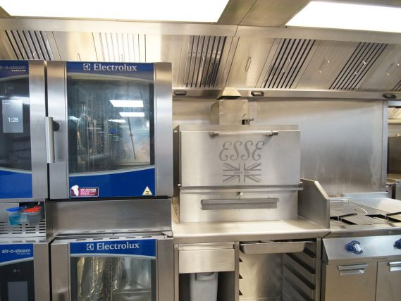 ESSE Chargrill industrial kitchen