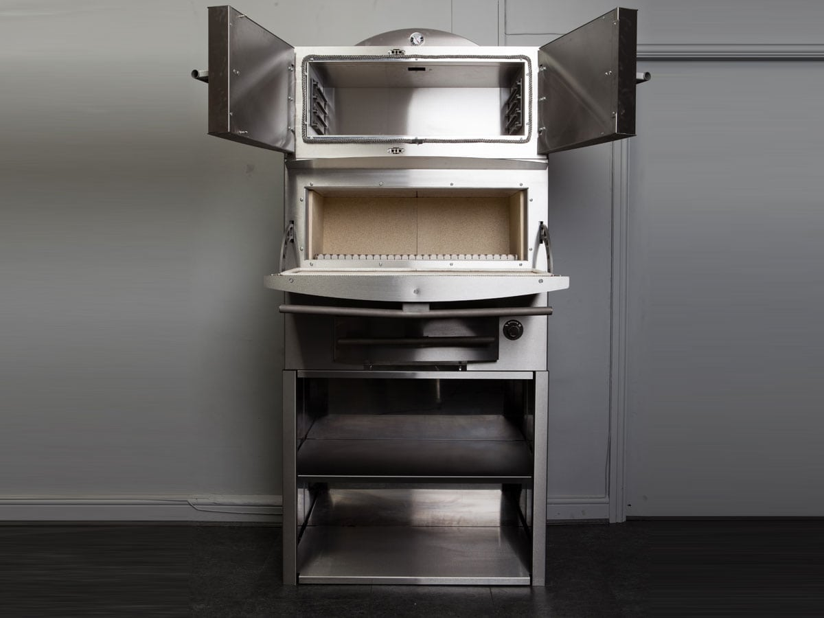 The Esse Commercial Charcoal Grill For Restaurant Use
