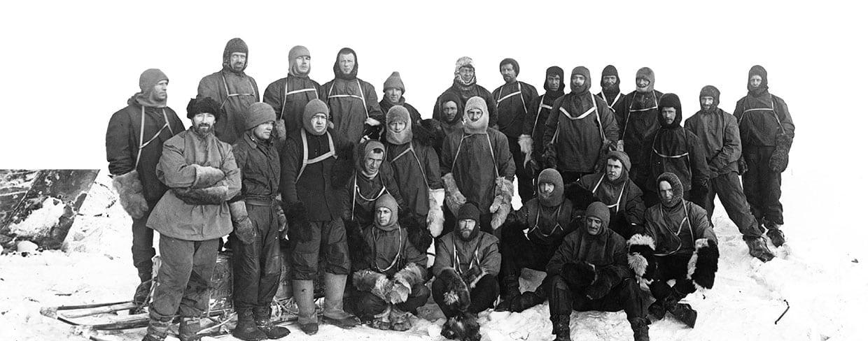 ESSE Antartic team