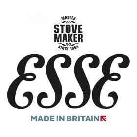 esse made in britain logo and script