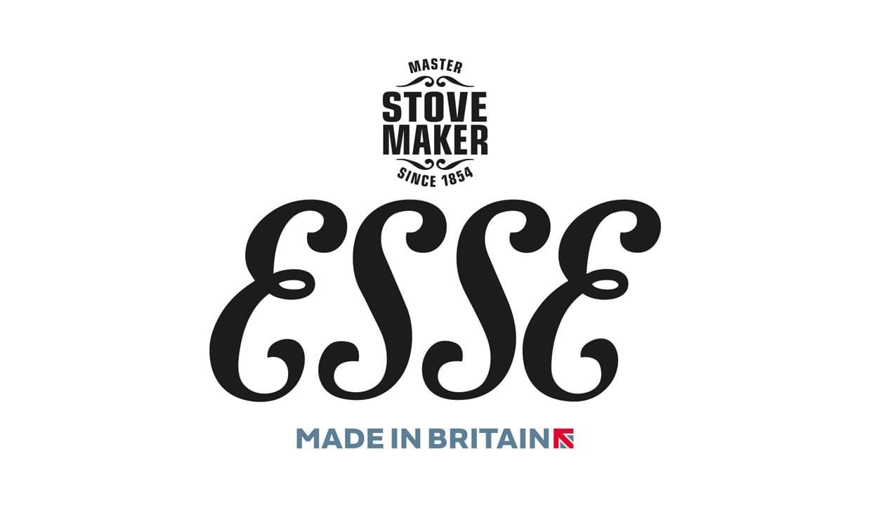 esse made in britain logo and script