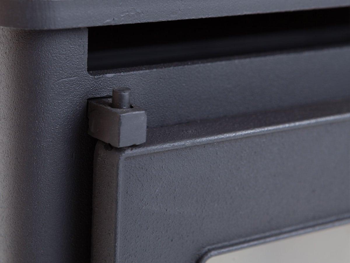 ESSE 525 SE hinge detail