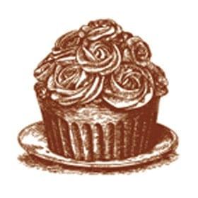 ESSE cupcake illustration