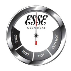 Oven thermometer guide