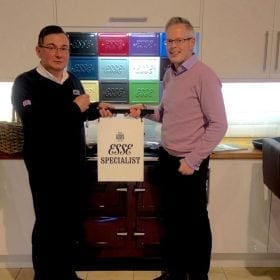 Hearth and Cook by Rangemoors ESSE Specialist award