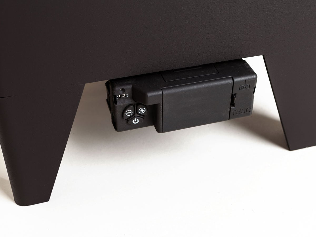 ESSE FG550 Stove controls