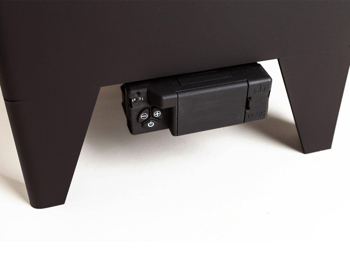 ESSE G550 controls
