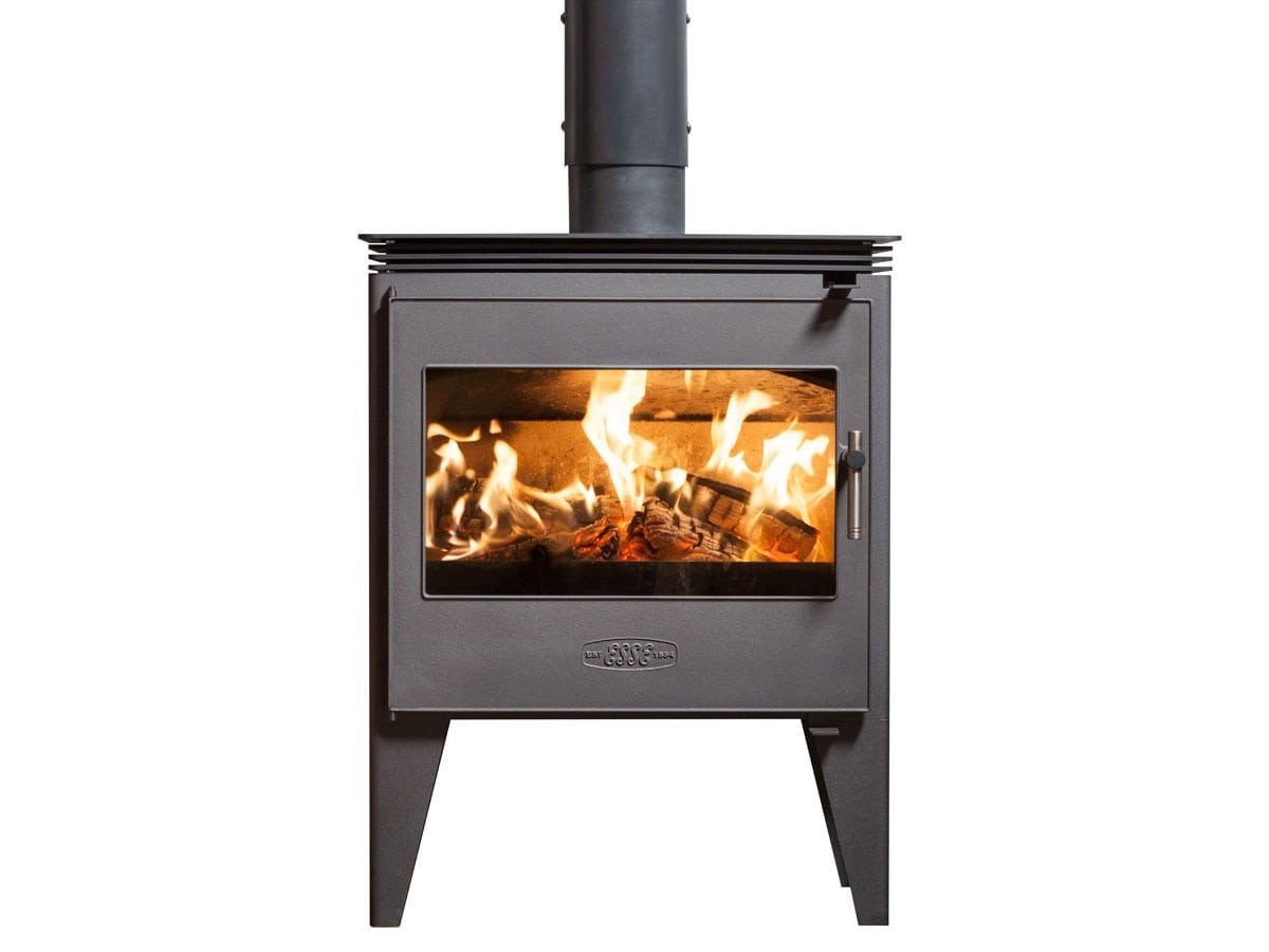 The Esse 100 Kc A Great Compact Multi Fuel Burner