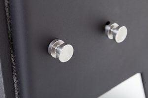 ESSE 550SE stove closeup detail