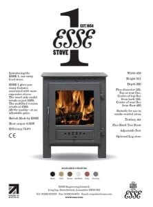 ESSE 1 Flyer