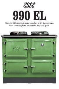 ESSE 990 EL leaflet