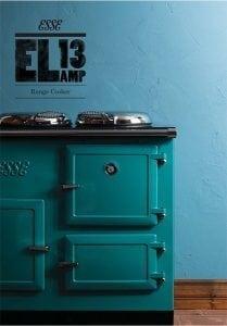 esse el 13amp range cooker leaflet cover
