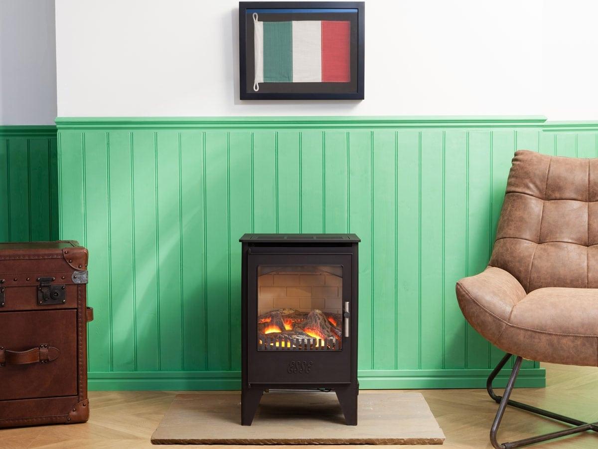 ESSE FG550 flueless gas stove