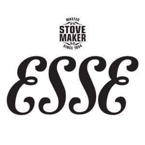 ESSE master stove makers crest and script logo