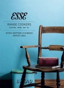 esse range cookers brochure cover