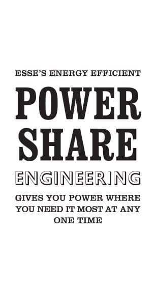 esses energy-efficient power share engineering