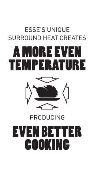 esses unique surround heat