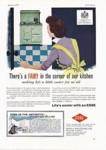 Old ESSE advert