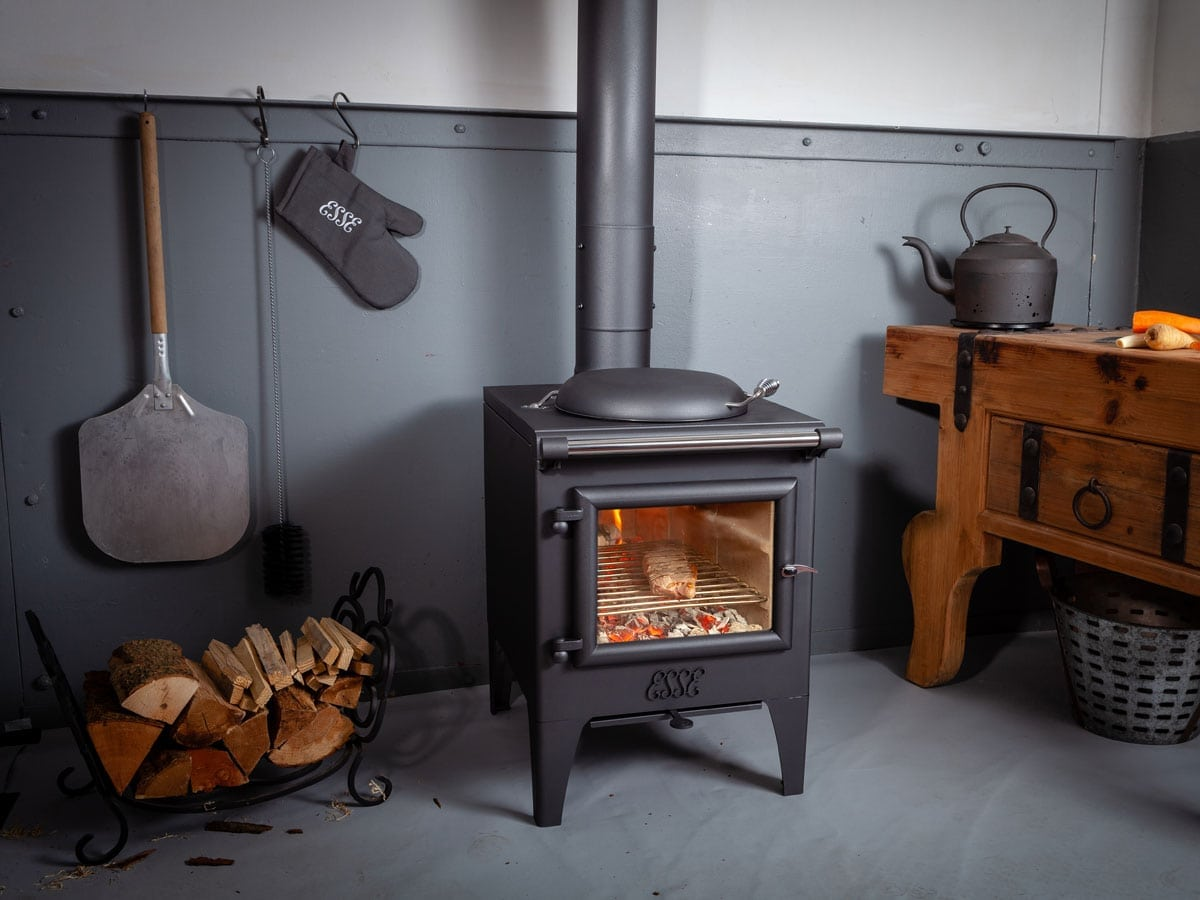 Warmheart roomset grill