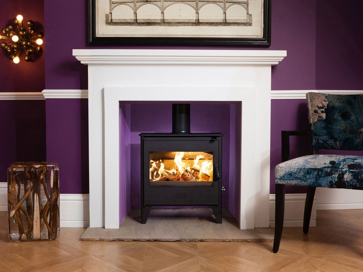 ESSE 150SE stove roomset