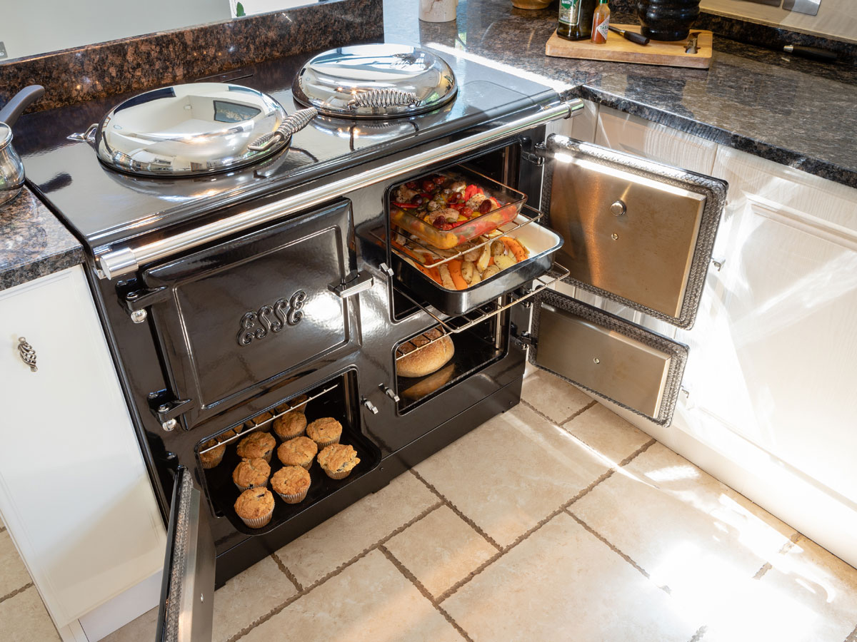 The Esse 990 Is A Stunning Induction Range Cooker