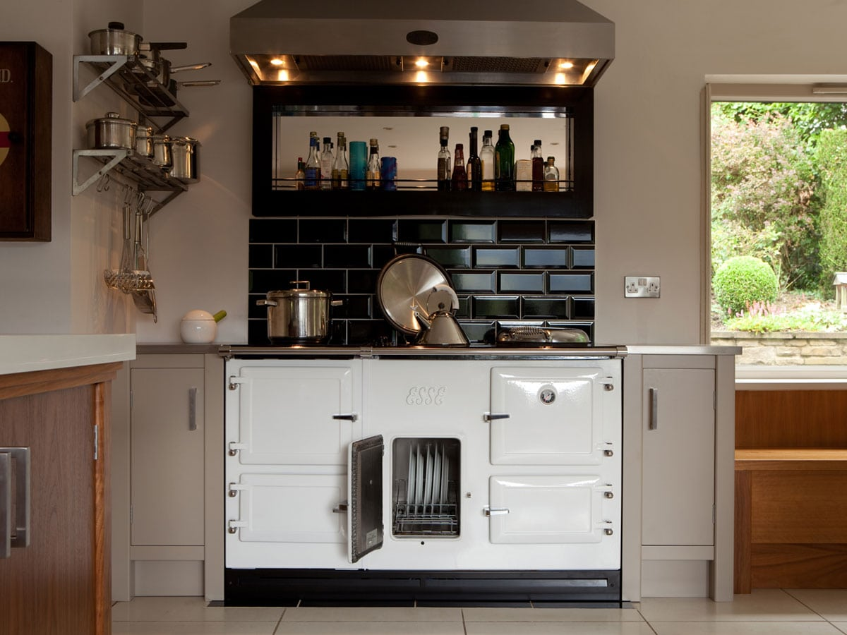 The El 13amp Electric Stove Cooker Has A Classic Style