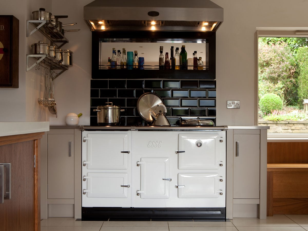 Range Style Cookers >> The EL 13Amp electric stove cooker has a classic style.