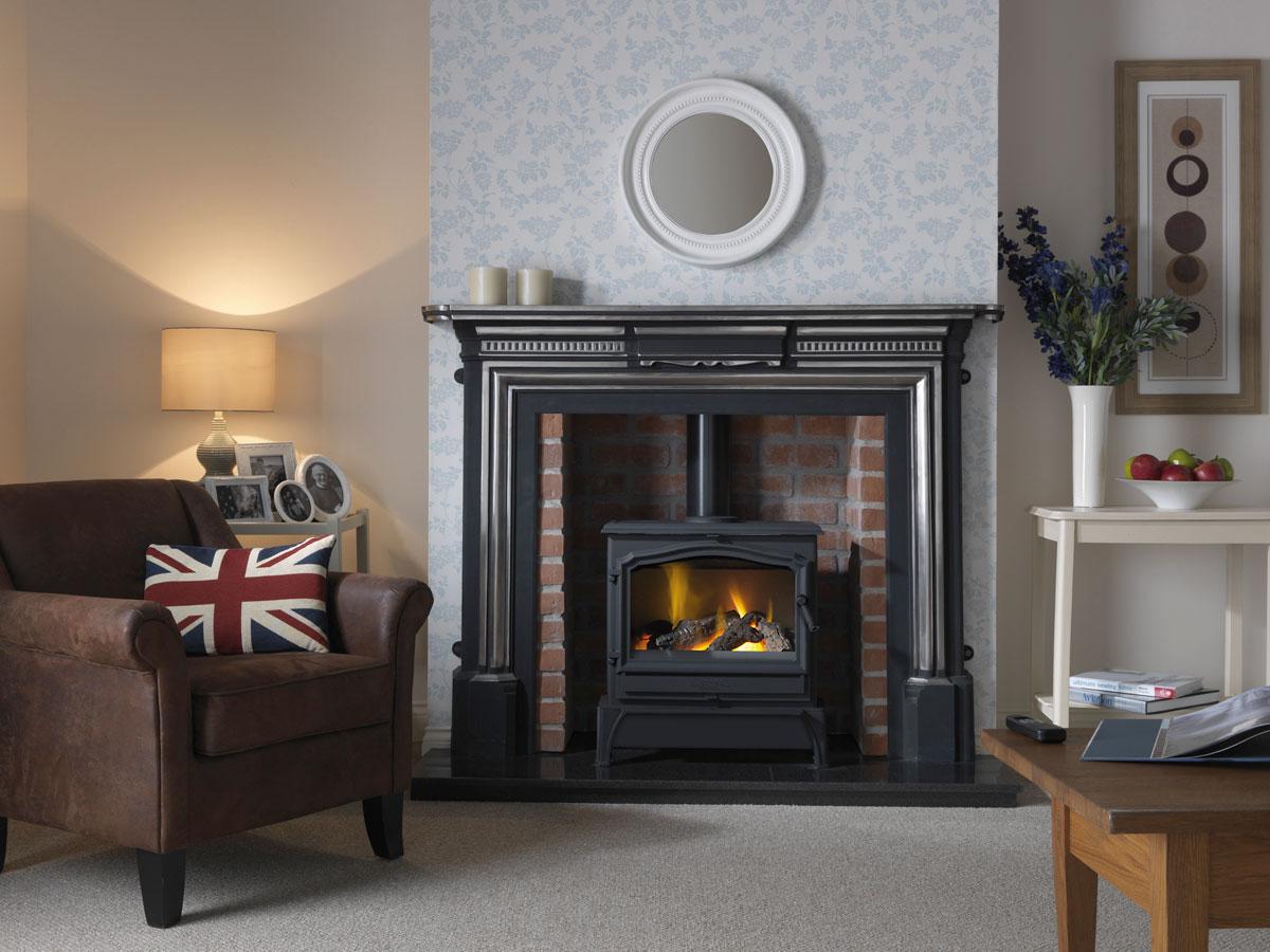 ESSE Gas 200 stove roomset