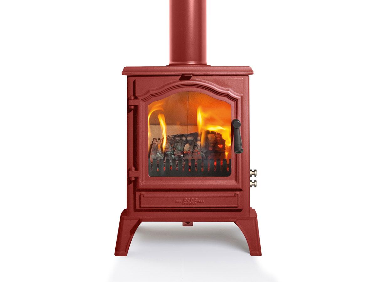 ESSE 500SE stove Ruby