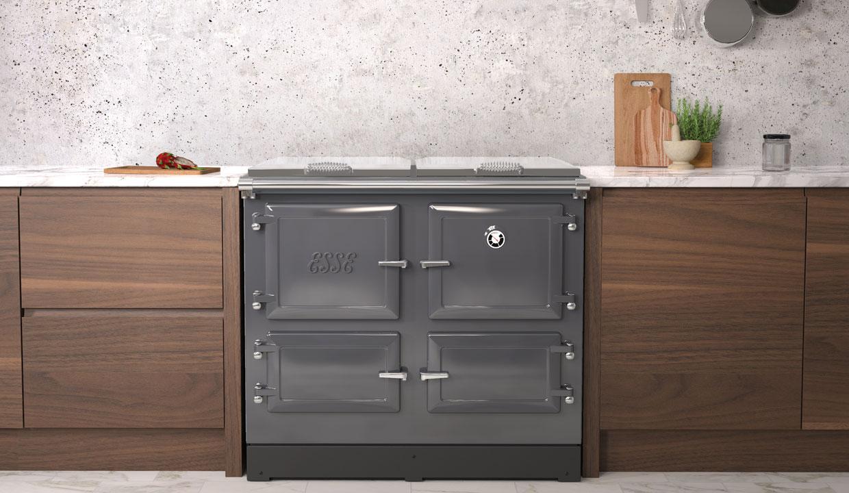 ESSE 990 ELX electric range cooker kitchen