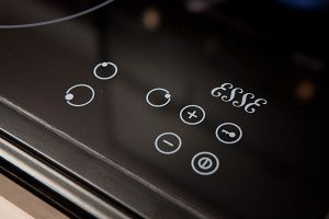 ESSE Plus 500 induction hob controls