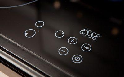 ESSE Plus 500 induction hob controls