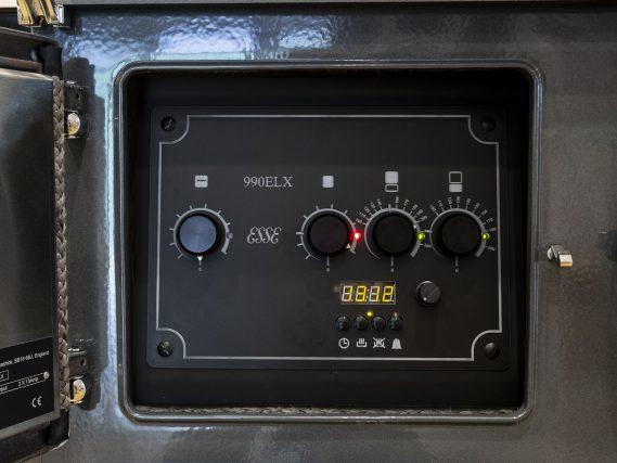 ESSE 990 ELX controls