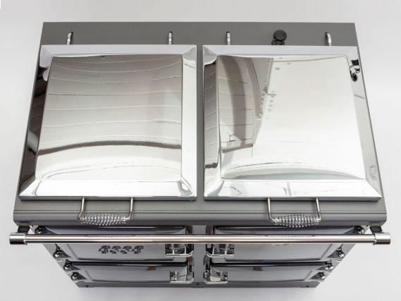 ESSE 990 ELX bolster lids